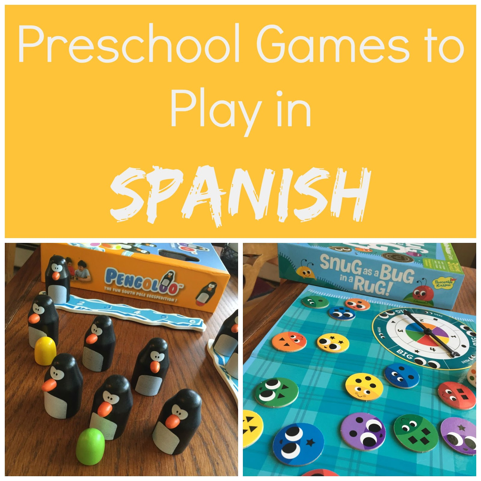 Debbie S Spanish Learning Spanish Preschool Fun