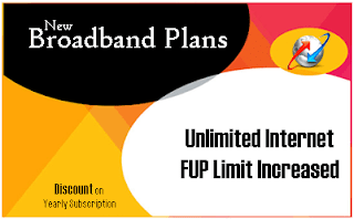 BSNL Kerala Broadband Plans New Tariff