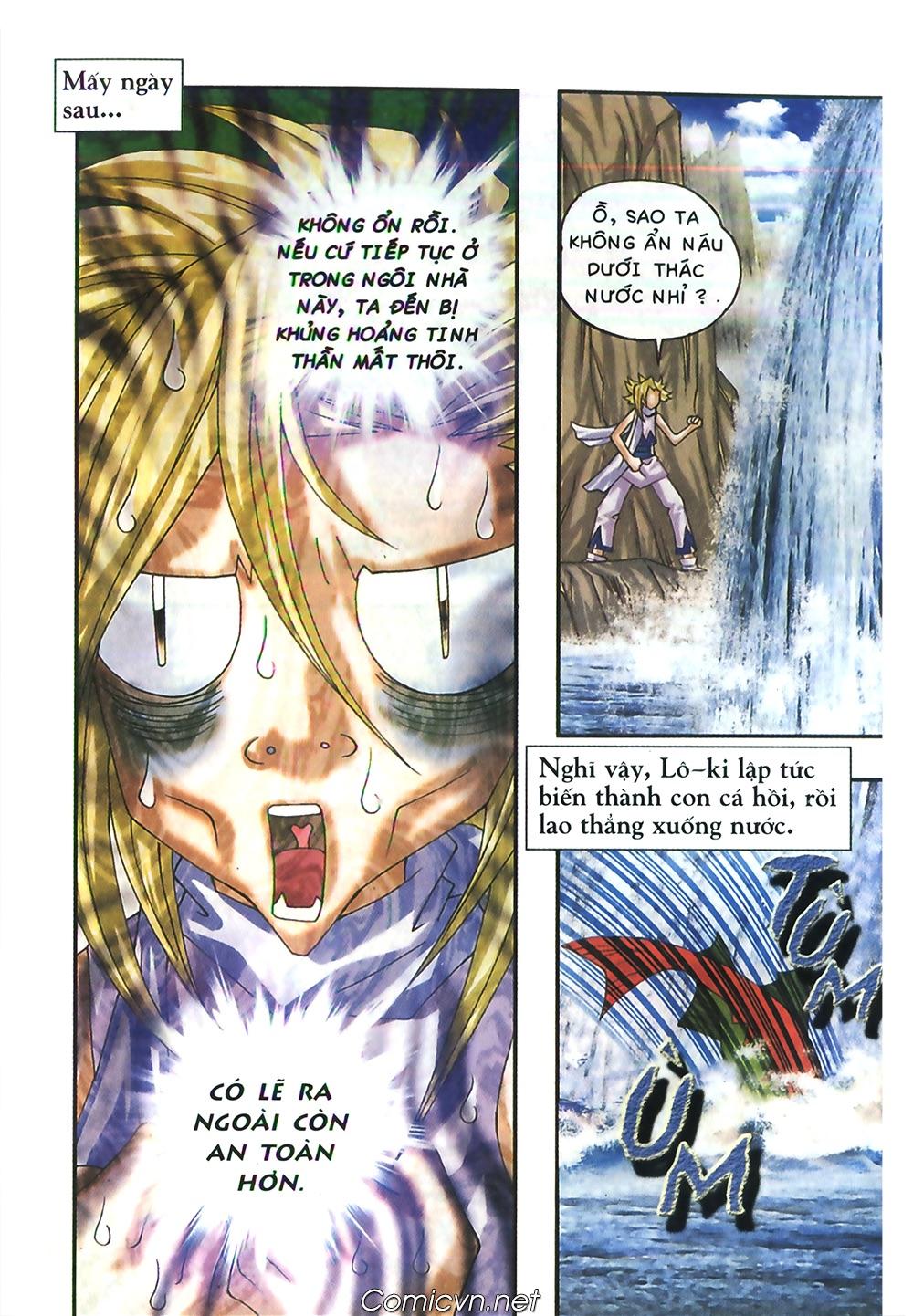 Thần thoại Bắc Âu - Chapter 47: Gieo gió gặt bão - Pic 10