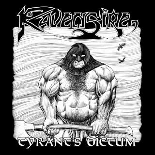 """Ravensire - """"Tyrant's Dictum"""" (ep)"""