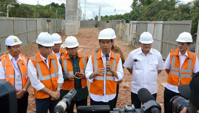 Subsidi BBM Dipangkas, Anggaran Infrastruktur Tahun Ini diatas Rp 300 T