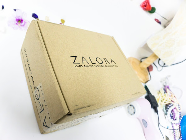 Shopping Experience at Zalora & Tarte Lip Surgence Matte Tink Review