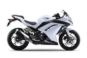 Sewa Rental Kawasaki Ninja 250 FI Bali