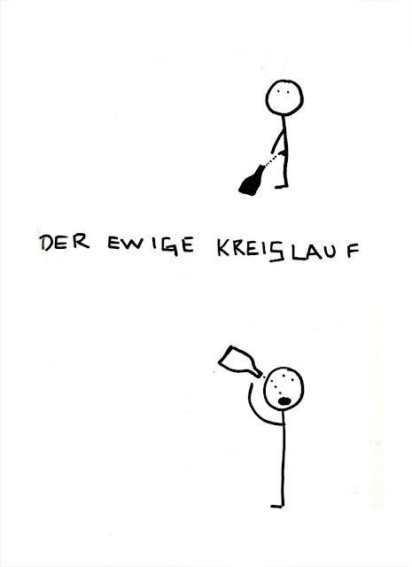 Dr. Kristian Stuhl 2012, Der ewige Kreislauf, Das Klo spült alles fort, A4
