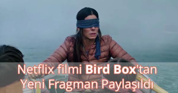 Bird Box Türkçe Altyazılı Fragman İzle