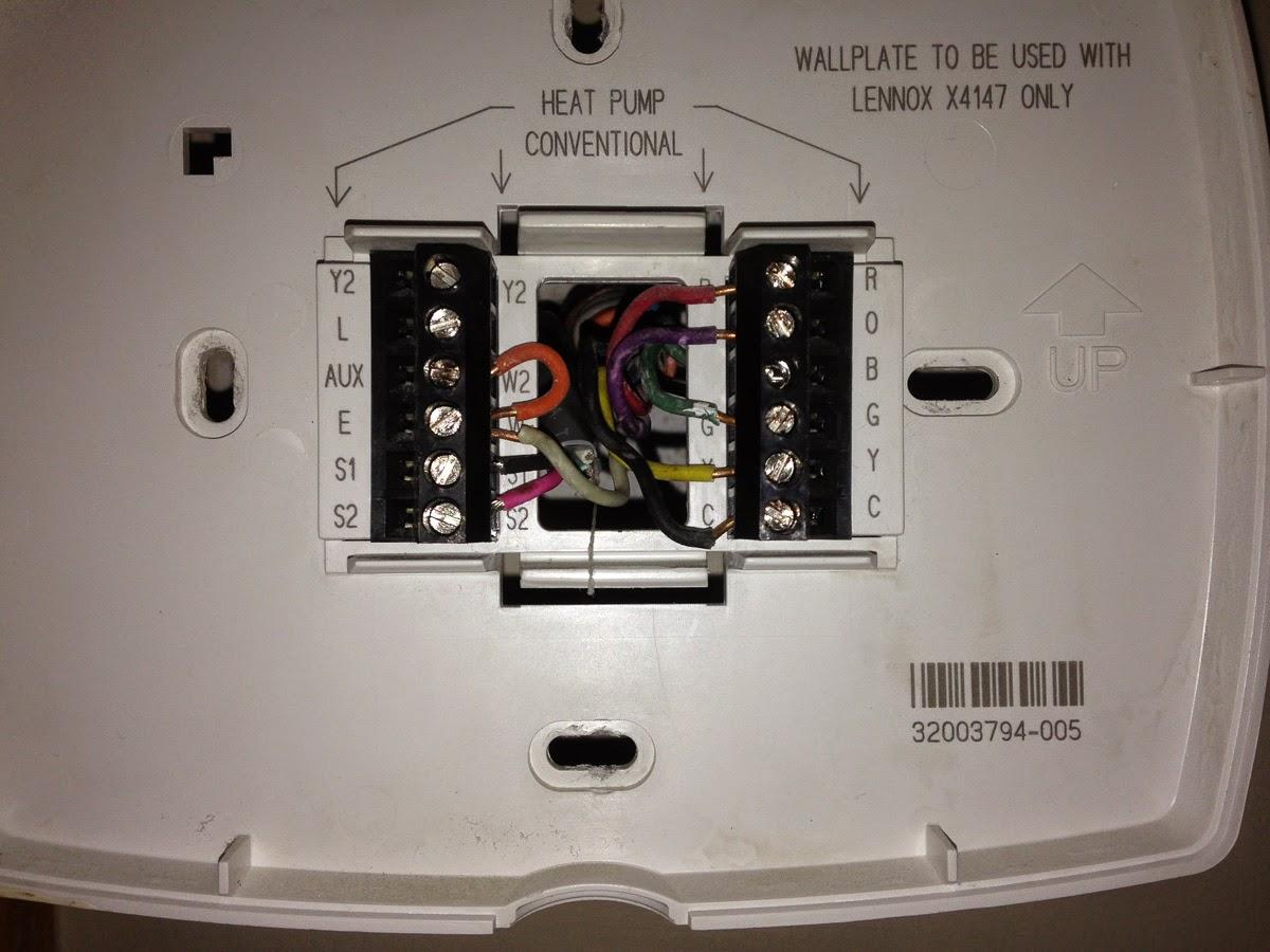 hight resolution of glen s home automation 2014 rh tcbf62auto blogspot com lennox furnace diagram lennox air conditioner wiring