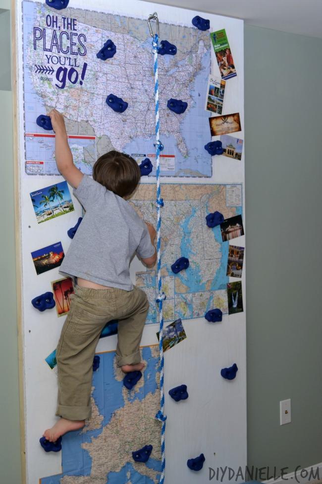 Diy Rock Climbing Wall - Fallcreekonline.Org