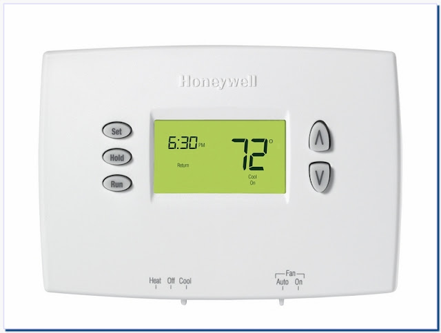 wire thermostat lowes