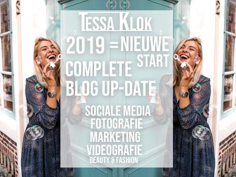 TessaKlok 2.0 Complete Blog Up-Date!