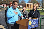 Sen. McCaskill Press Conference With Teachers to Support School Lunch Program