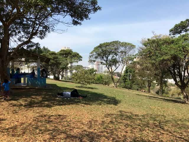 Parque Ceret - Quiosque para piquenique