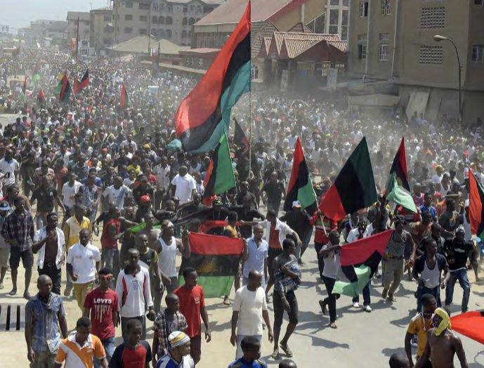 Biafran celebration boycott