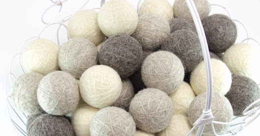 Wool Dryer Balls Are Back in Stock - Limited Time Only!