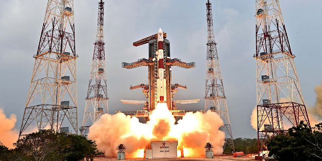 PSLV-C31 mission launch. Credit: ISRO