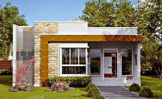 Desain Rumah Minimalis Biaya Murah 50 Jutaan