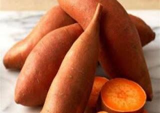 توثيق : البطاطا الحلوة للشعور بالشبع لفترة أطول