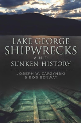 Lake George Shipwrecks and Sunken History