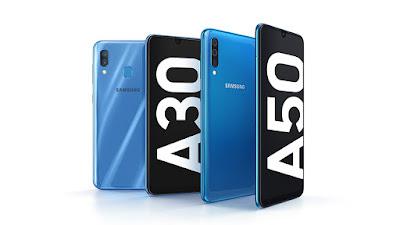 Galaxy A30-A50