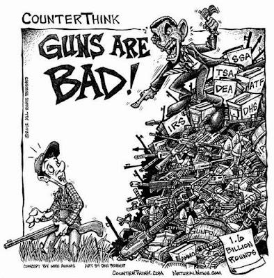 Argumentos contra a lei do desarmamento, mostrando as vantagens da legalização do porte de armas no combate aos crimes e assassinatos.