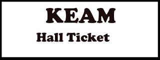 KEAM Admit Card