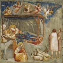Giotto, La Natività, Padova, Cappella degli Scrovegni