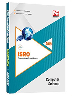 ISRO 2019: Computer Science - Previous Years Solved Papers