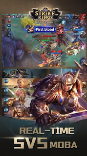 Strike Of Kings apk / game Realm Of Valor apk