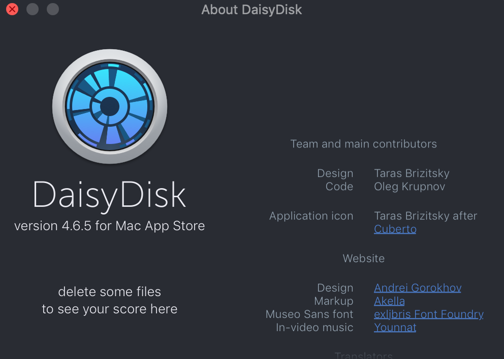 Tips and Tricks for macOS: DaisyDisk 4 6 5 Cracked for macOS Mojave
