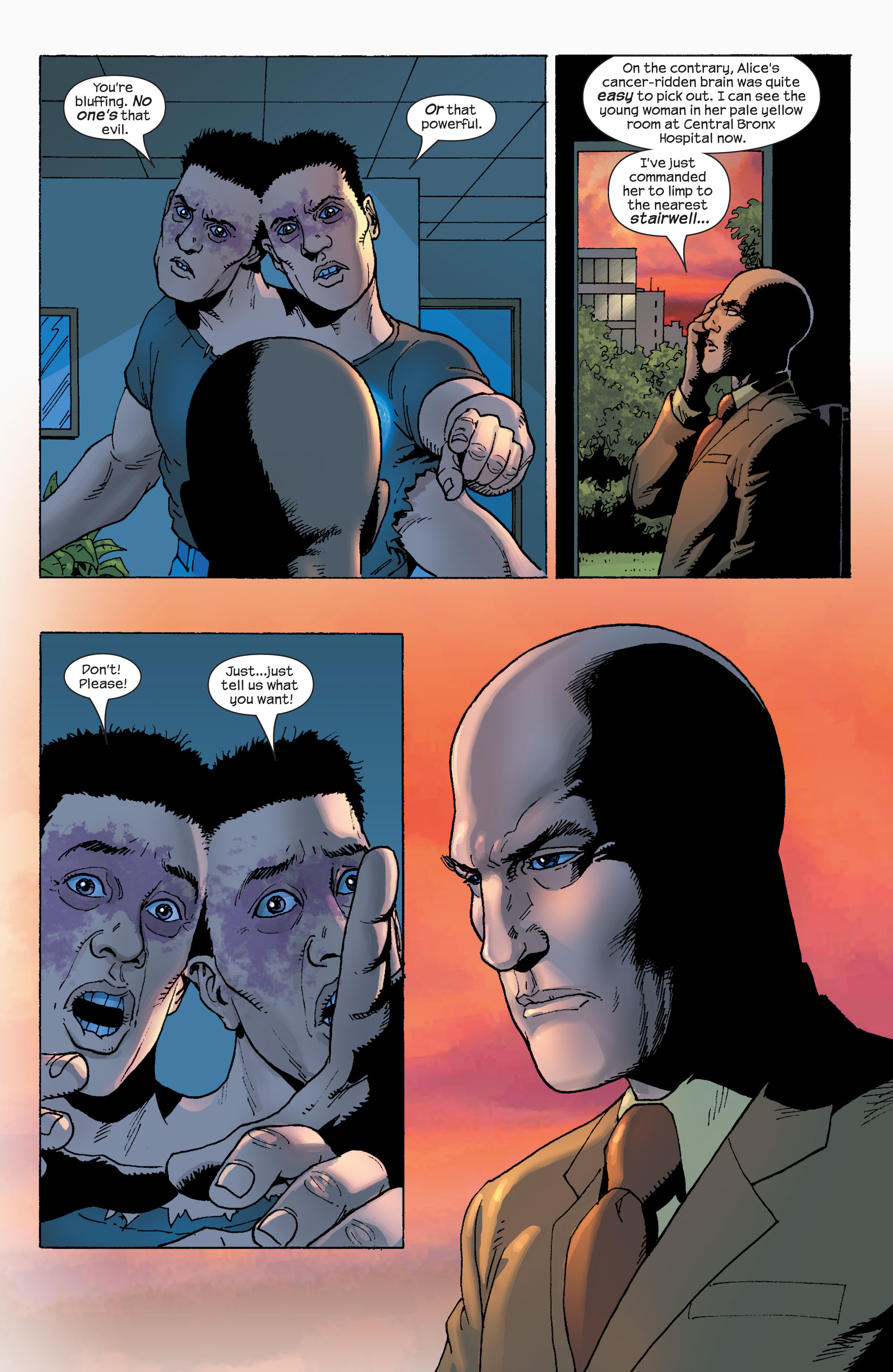 Read online Ultimate X-Men comic -  Issue #58 - 19