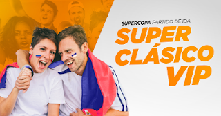 kirolbet consigue pack entradas + hotel ida supercopa españa hasta 3 agosto