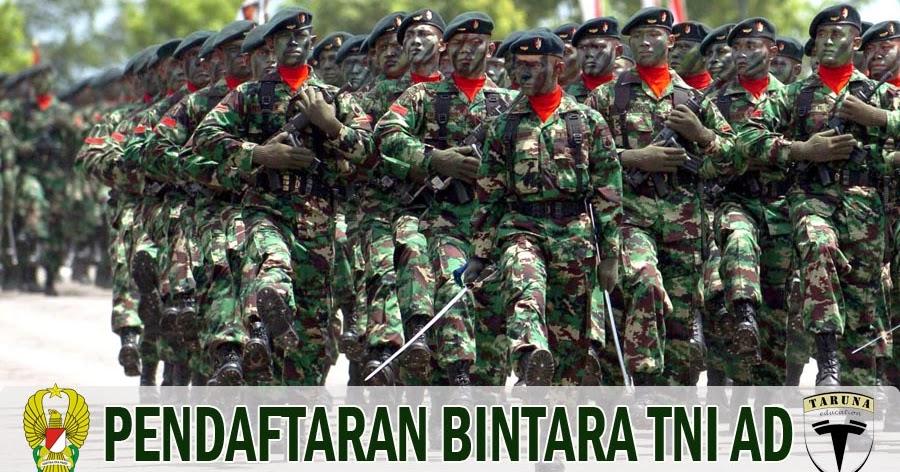 Penerimaan Bintara TNI AD Terbaru - Berita Viral Hari Ini ...