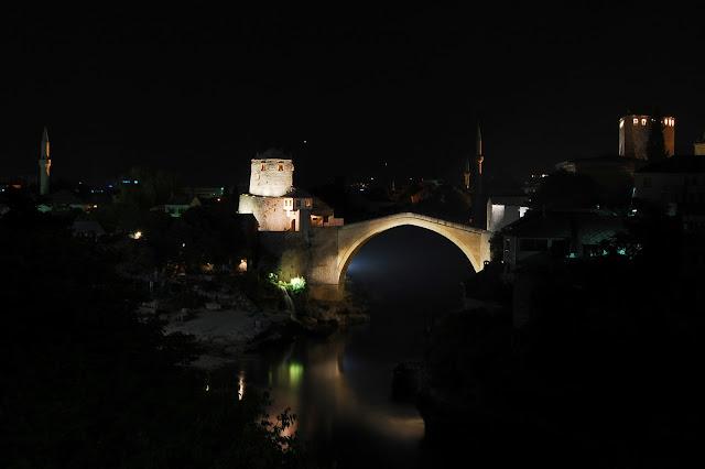 Stari Most; Mostar, Bosnia si Herzegovina