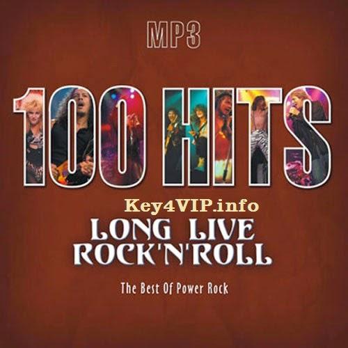 100 Hits - The Best Of Power Rock,100 bài nhạc ROCK kinh diển chất lượng cao