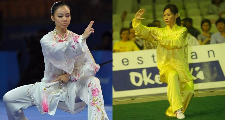 Prestasi Wushu Indonesia di Asian Games