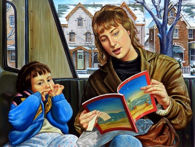 Канадский художник. Edmund Prior 19