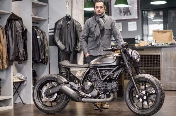 Ducati Scramble Concept 3 Models 2016
