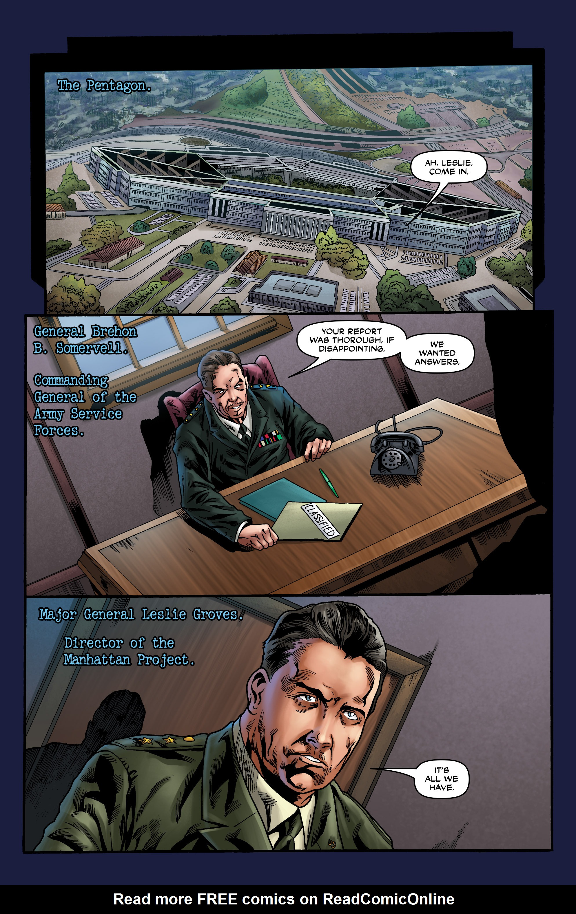 Read online Uber comic -  Issue #19 - 22