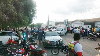 Briga resulta em dois feridos, nesta quarta-feira (11), em Jaçanã