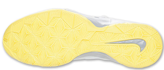 best loved 9db79 13ad6 Nike Zoom Soldier VII Pure Platinum Wolf Grey-Sonic Yellow