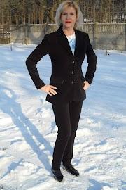 Aksamitny garnitur