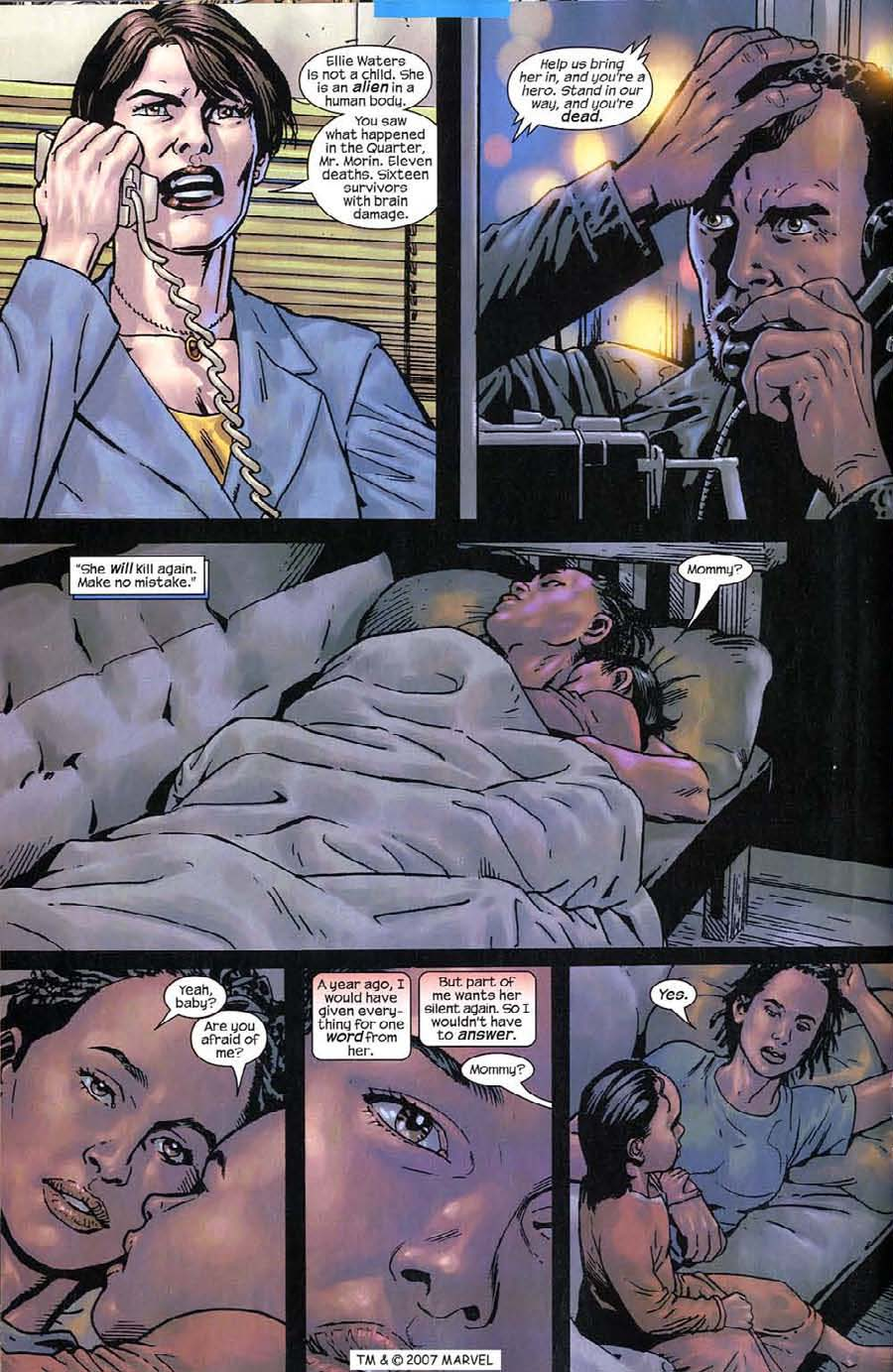 Read online Silver Surfer (2003) comic -  Issue #8 - 18