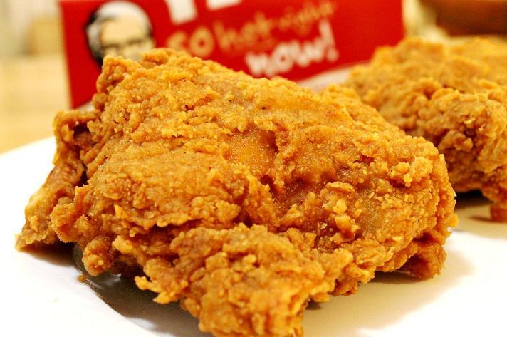 resep ayam goreng tepung crispy kfc original fried chicken