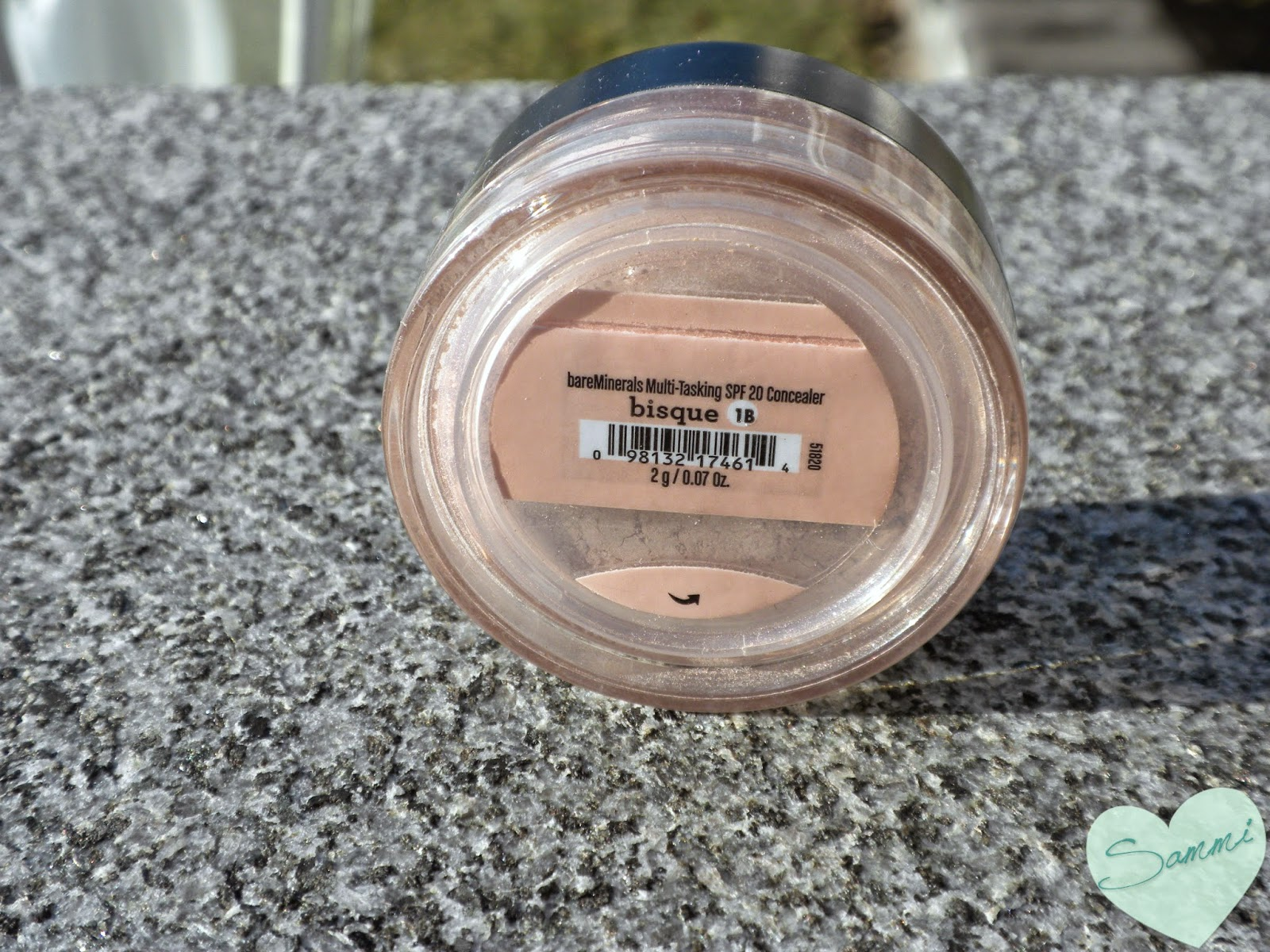 BARE MINERALS SPF 20 Concealer in Bisque