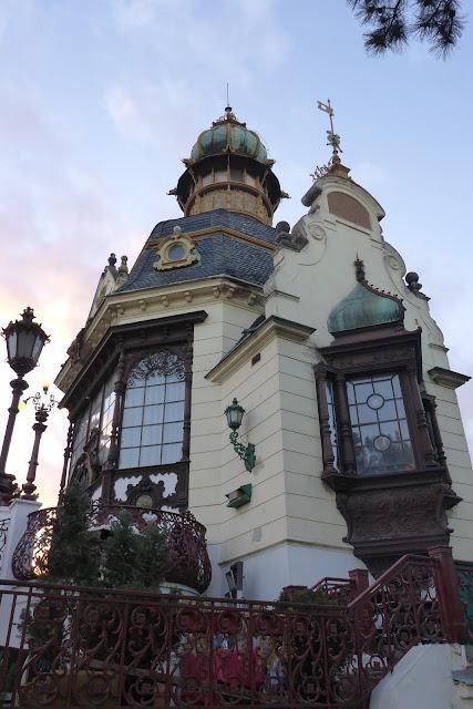 pavillon Hanavsky Prague