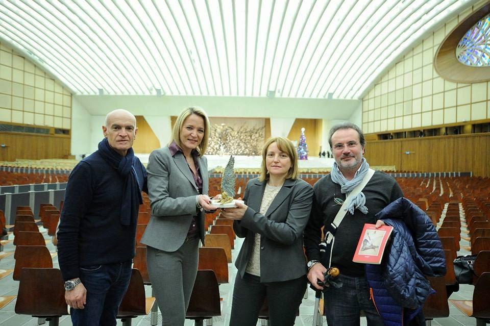 Il Premio San Michele Arcangelo continua il suo viaggio.