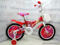1 Sepeda Anak Giant 1688 Love 16 Inci