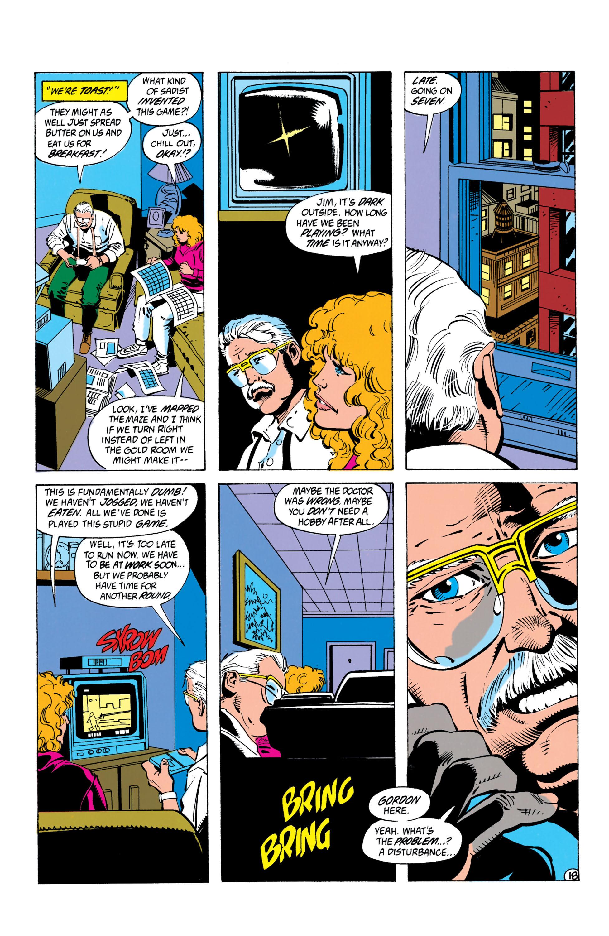 Detective Comics (1937) 636 Page 17
