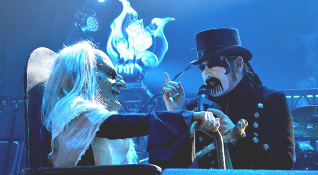 king diamond mexico
