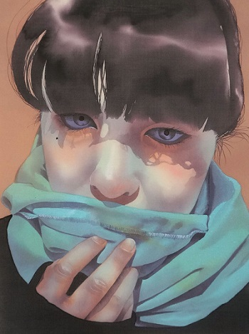 """Warmth"" by Akika Kurata 