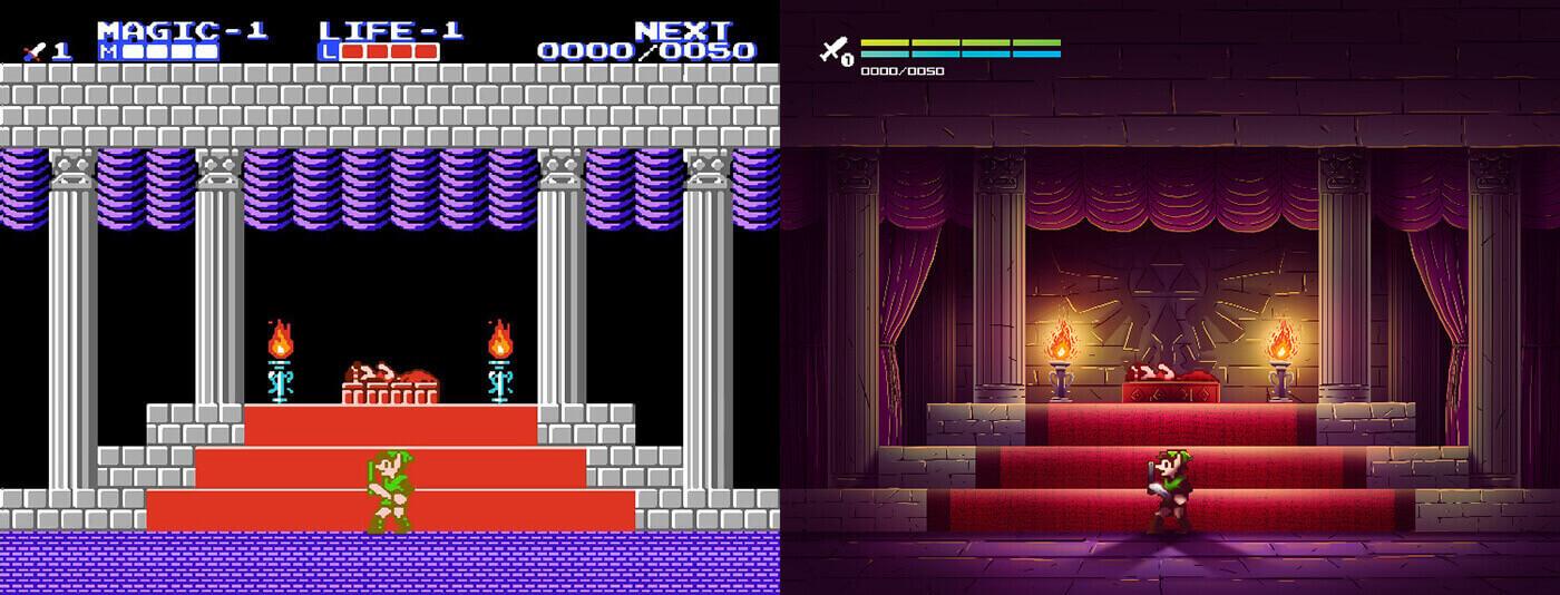 Juegos clásicos de NES